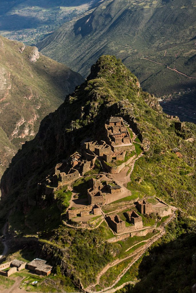Take the path less travelled to Machu Picchu