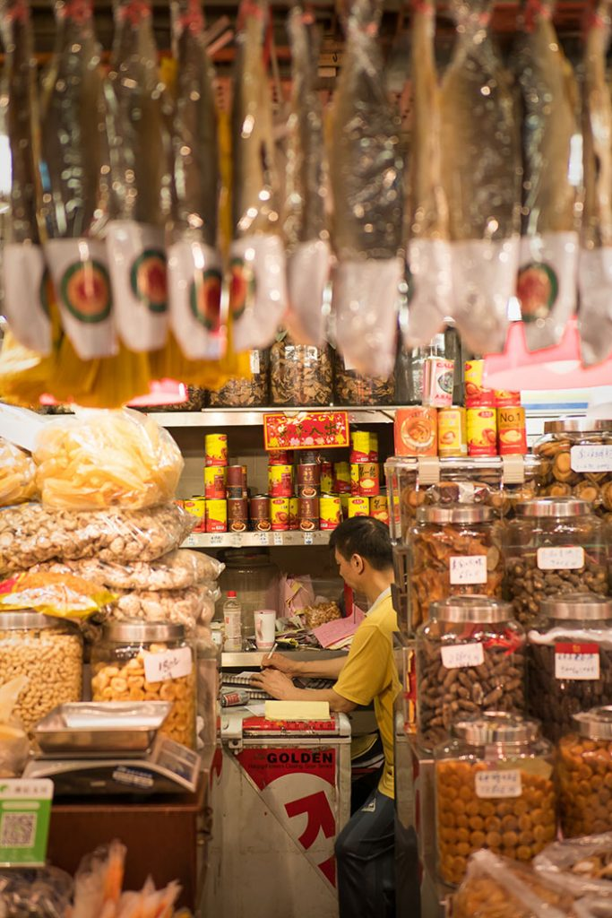The Macanese melting pot