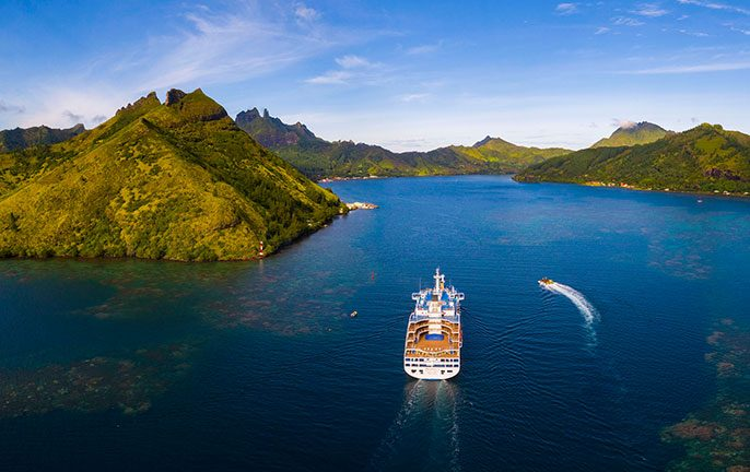 New itineraries in Aranui Cruises' 2021 program