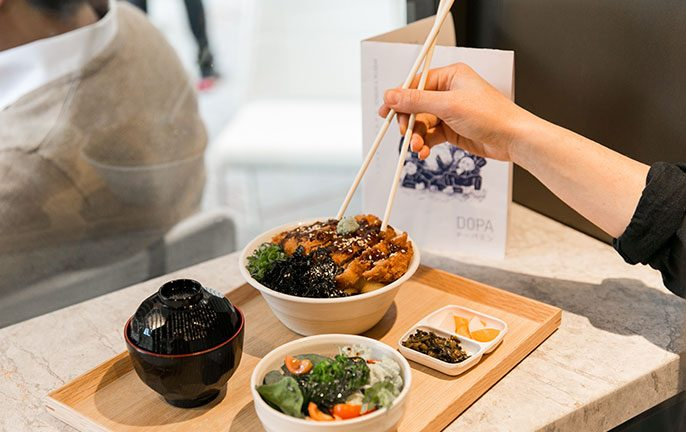 DOPA by Devon: casual Japanese dining
