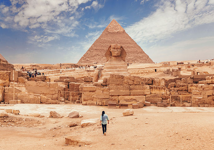 Egypt tour: In the steps of the pharaohs