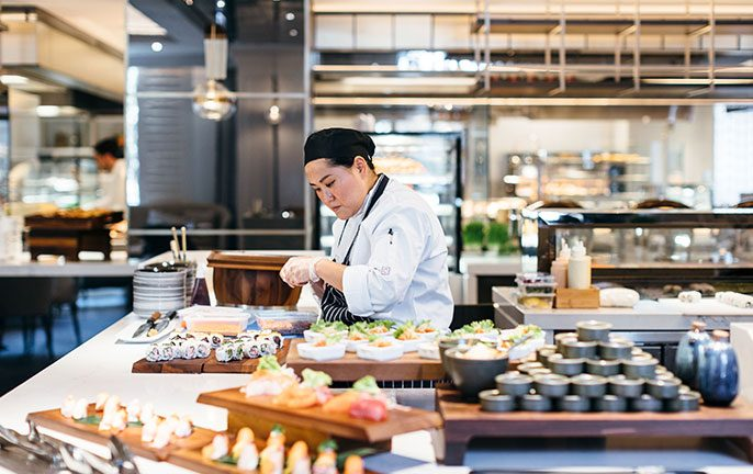 Kitchens on Kent: Sydney's new luxury buffet