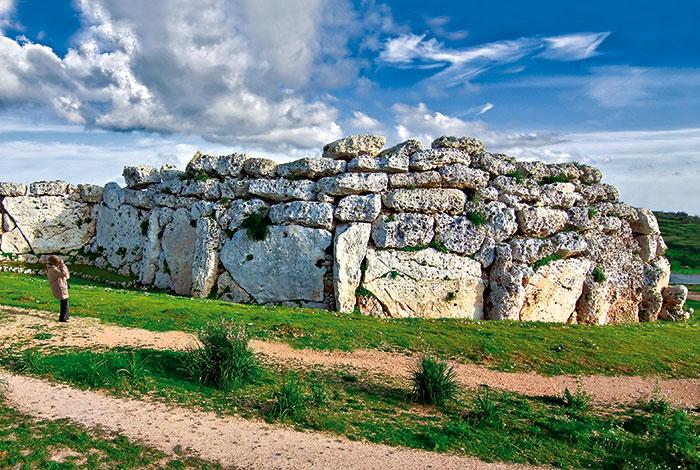 Top historical places to visit in Malta - Ggantija Temples