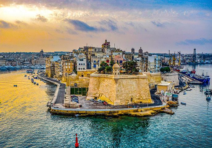Top historical sites in Malta