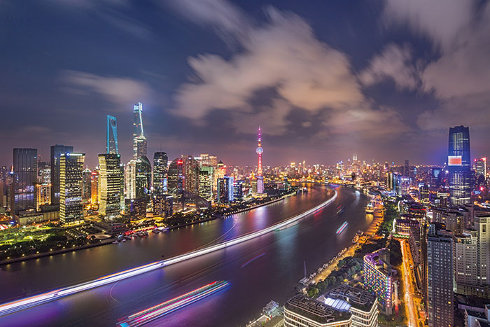 Shanghai- six must-see attractions in China