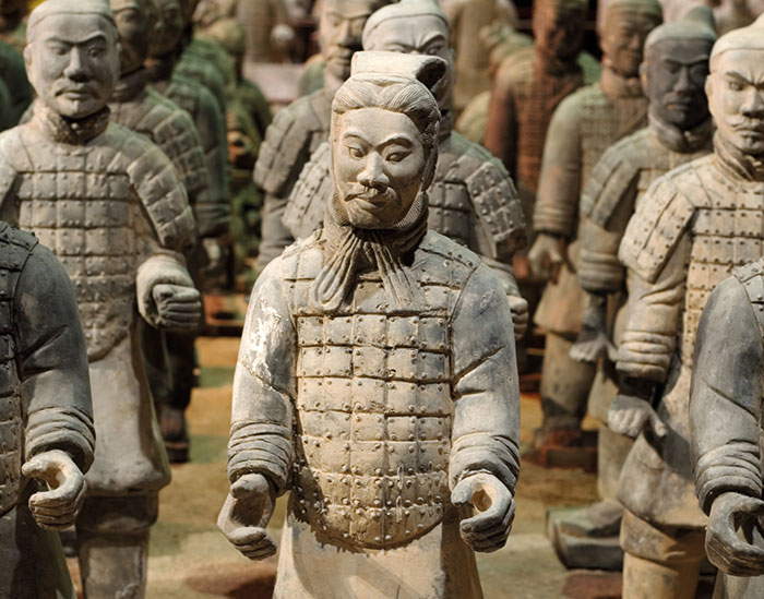 Terracotta Warrior - six must-see attractions in China