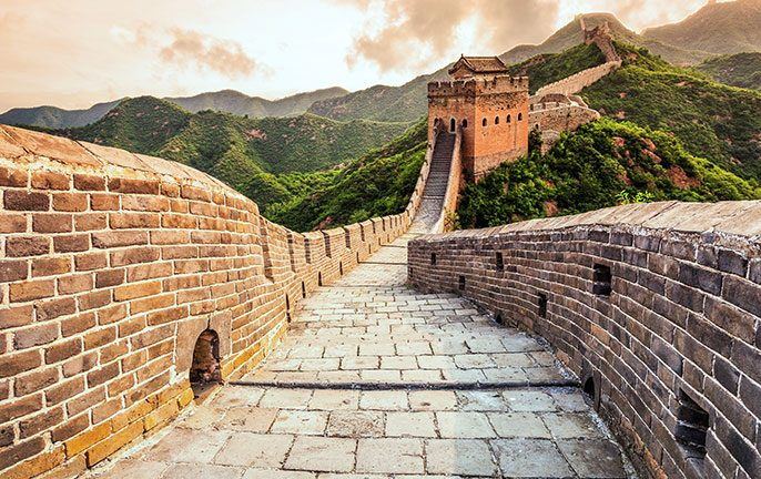 Great Wall of China - six must-see attractions in China