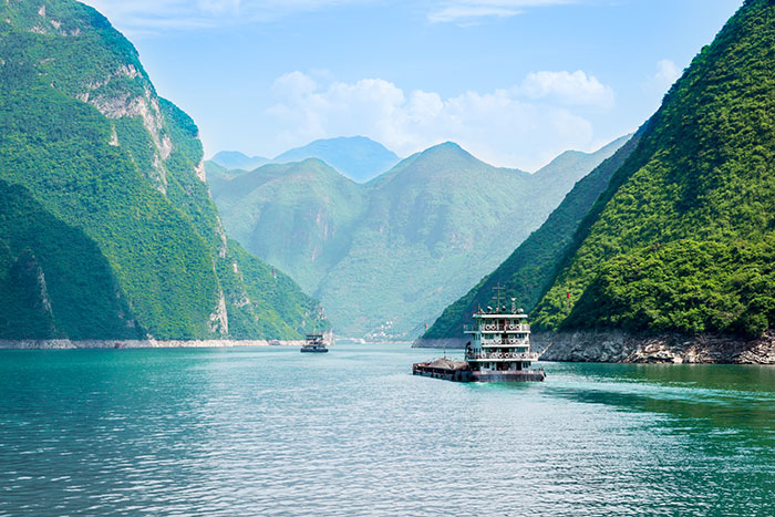 Yangtze River - six must-see attractions in China