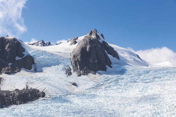 West Coast Cool: New Zealand Glacier