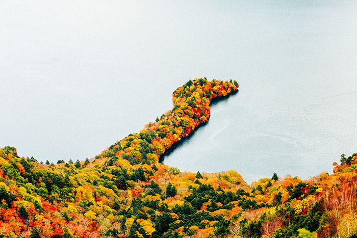 Top 5 spots to enjoy the autumn in Nikko, Japan