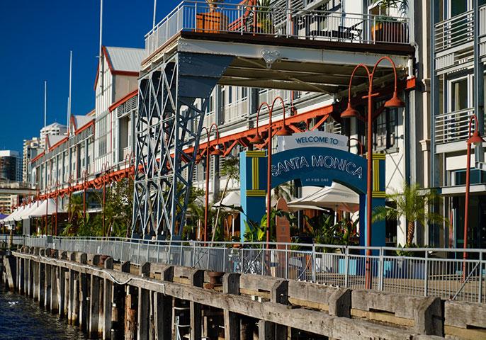 Experience a taste of Santa Monica in Sydney