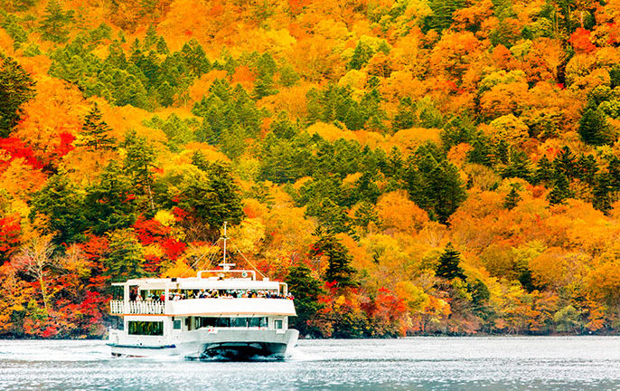 Top 5 spots to enjoy the autumn in Nikko, Japan