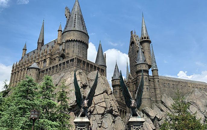 Universal Studios Japan: a blockbuster journey