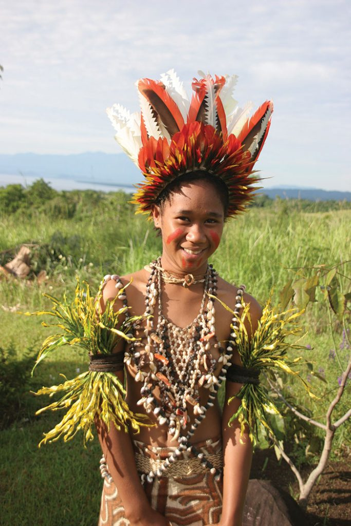 Take the pressure down: Consider 'undertourism' destinations such as Papua New Guinea. Image: Intrepid Travel