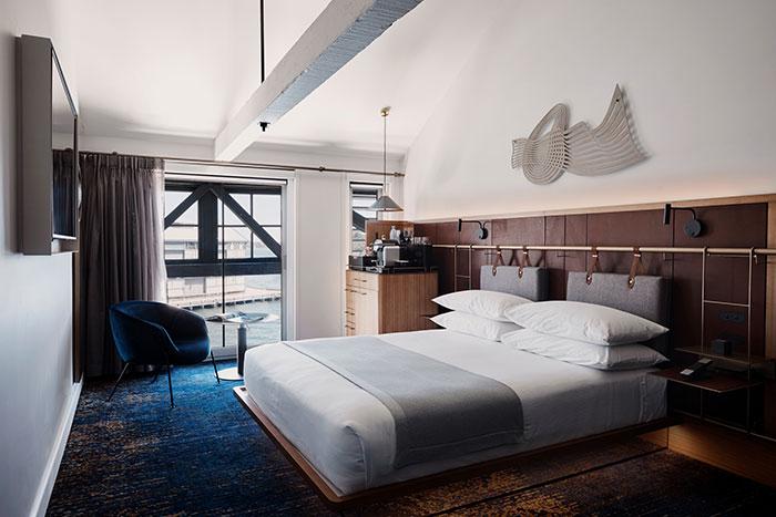 Pier One Sydney Harbour reveals refurbished rooms