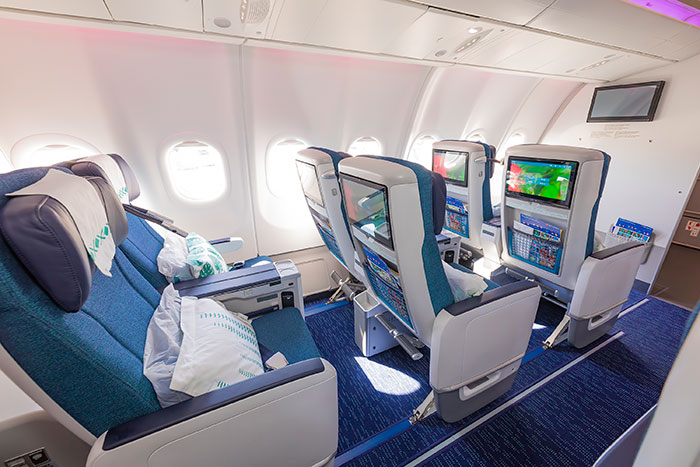 All the airline updates and upgrades you may have missed. Image: Aircalin