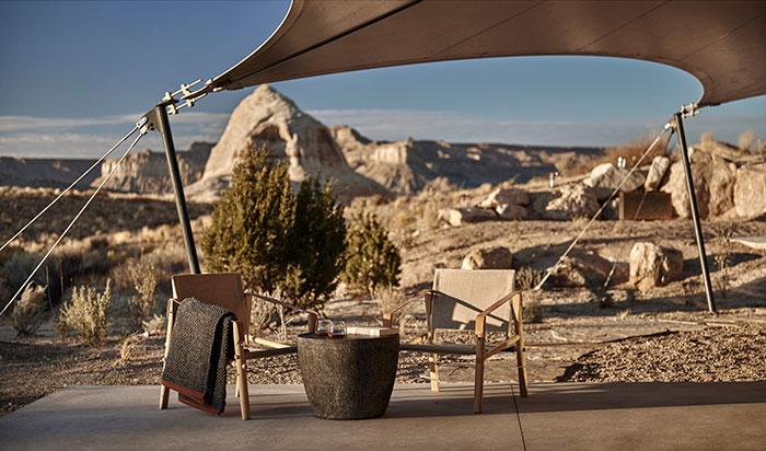 Amangiri, Camp Sarika, Utah Desert