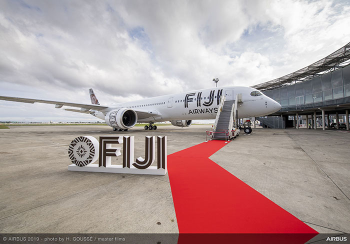 All the airline updates and upgrades you may have missed. Image: Fiji Airways