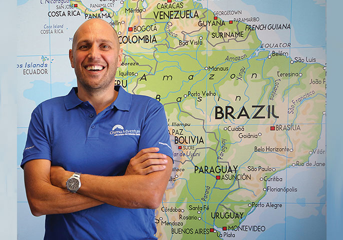 Meet Chad Carey, co-founder of Chimu Adventures | Vacations & Travel