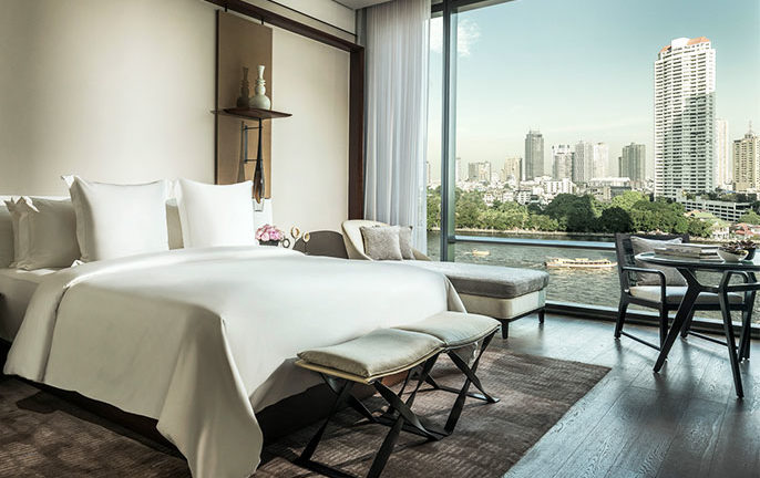New Four Seasons Hotel Bangkok at Chao Phraya River