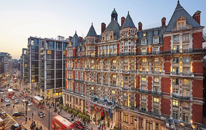 Mandarin Oriental, London Hotel
