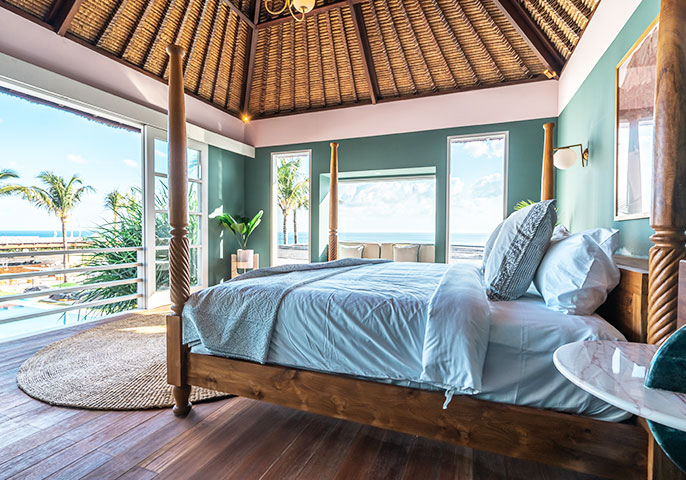 The beach-house oasis in the heart of Uluwatu | Vacations & Travel
