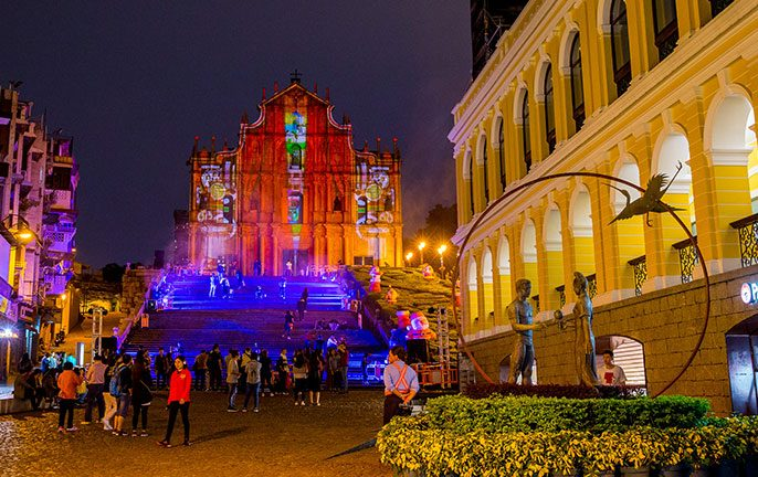 Festivals in Macao. Copyright MGTO. All rights reserved.