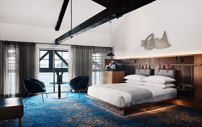 Pier One Sydney Harbour reveals refurbished rooms