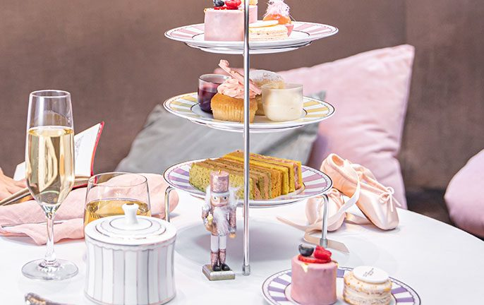 The Nutcracker High Tea at InterContinental Sydney
