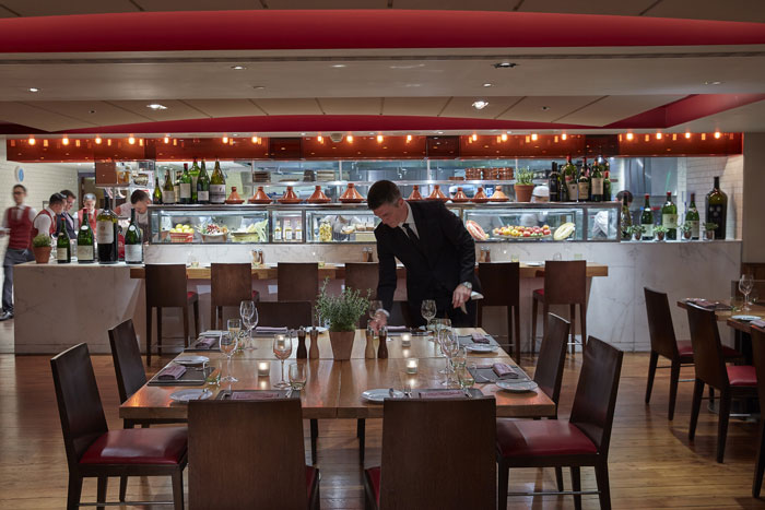 Mandarin Oriental, London Hotel