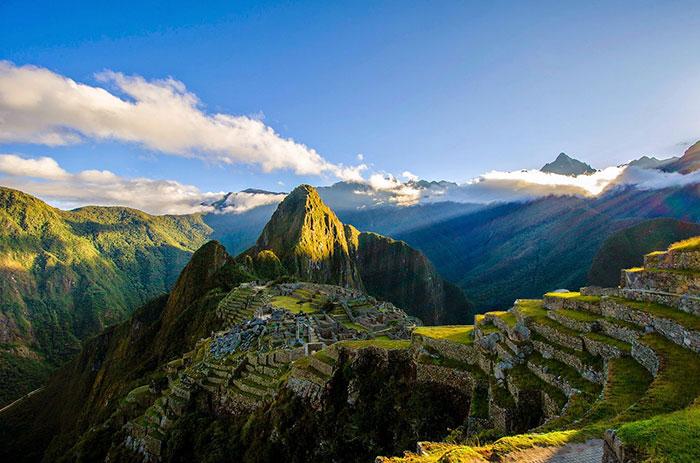 Machu Picchu, Chimu Adventures