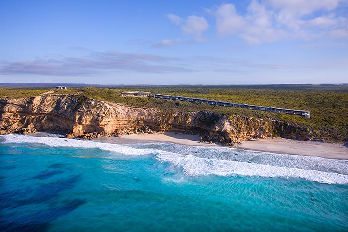 Southern Ocean Lodge in Kangaroo Island, South Australia