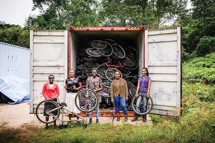 Bindi Women Bicycle Enterprise