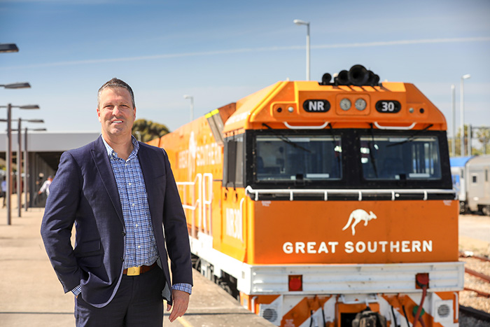 Great Southern: Brisbane to Adelaide rail journey
