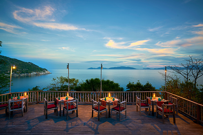 Six Senses Ninh Van Bay, Vietnam