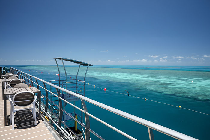 Reefworld Pontoon - Great Barrier Reef