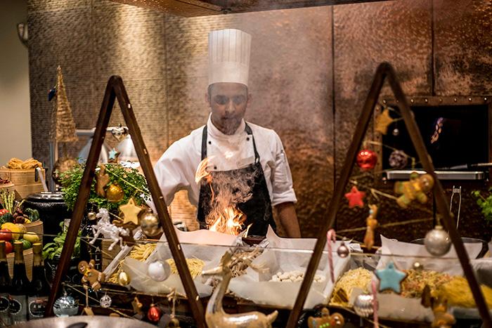 Sheraton Grand Sydney Christmas Feast