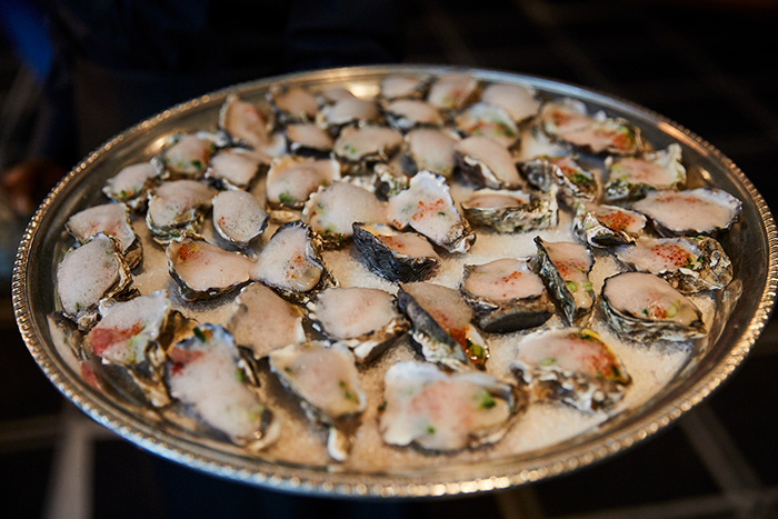 Sheraton Grand Sydeny Oysters and Champagne Thursdays