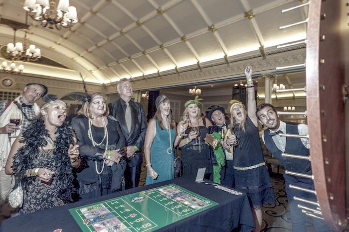 Hydro Majestic Hotel Casino Charity.
