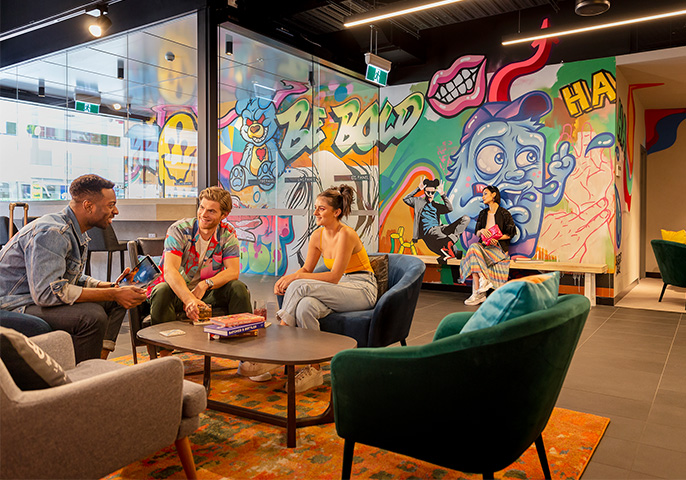 Funky new Ink Hotels brand launches in Melbourne's Southbank   Vacations & Travel