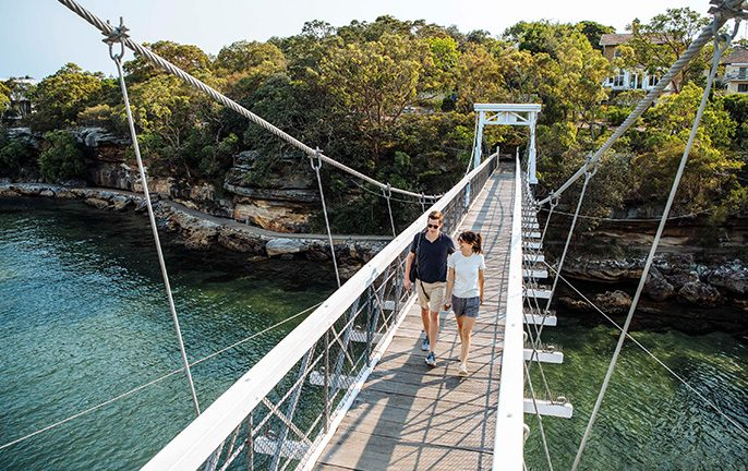 Bondi to Manly Coastal Walk. Image: Destination NSW