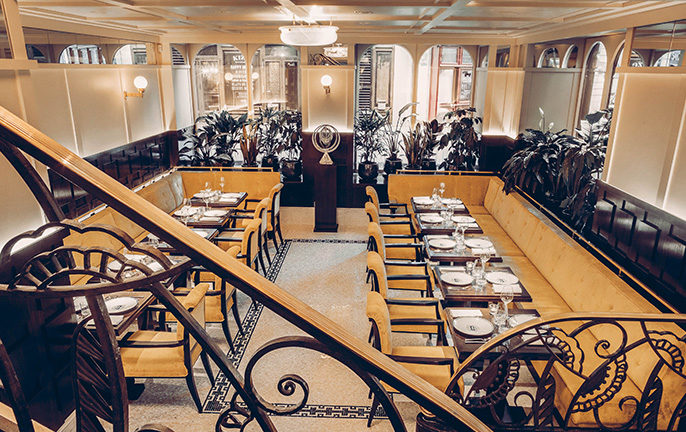 Restaurant Drouant Paris