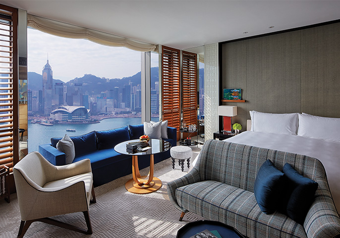 Tried & Tested: Rosewood Hotel, Hong Kong | Vacations & Travel