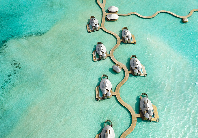 Inside the resort that was voted the best in the decade | Vacations & Travel
