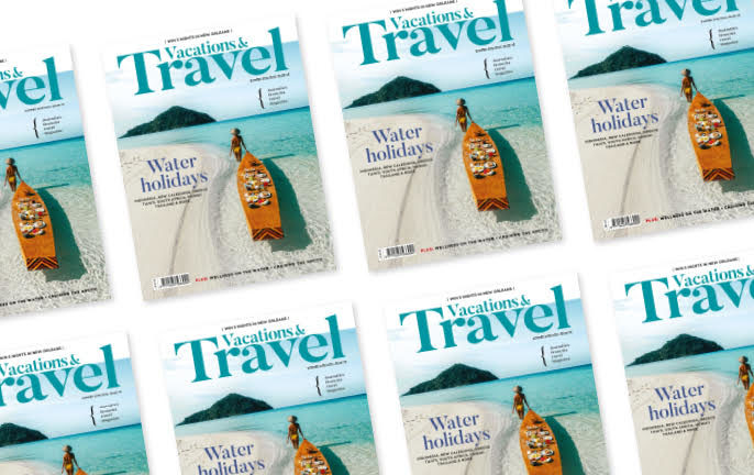 Vacations & Travel Water Holidays