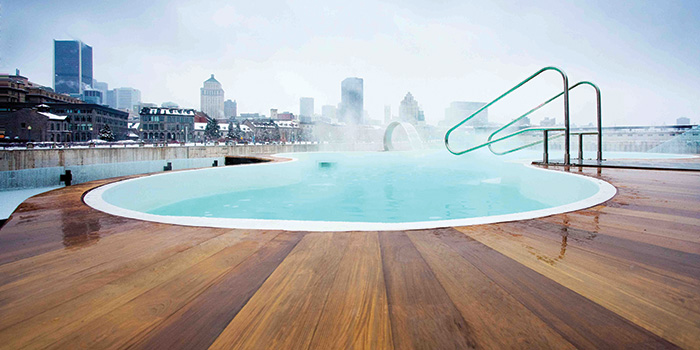 Wellness on the water: Bota Bota, Montreal Canada