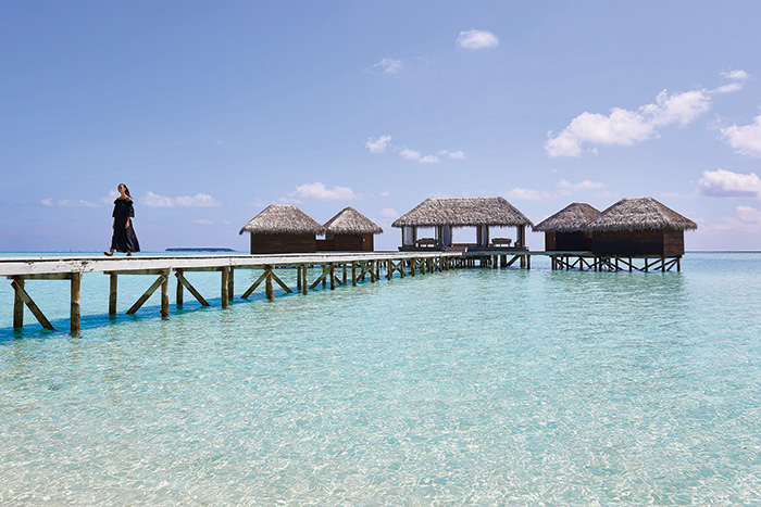 Wellness on the water: Conrad Maldives Rangali Island