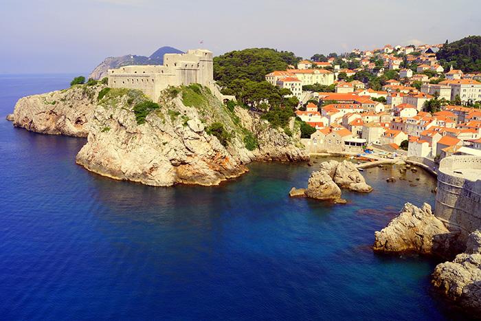 Qatar flights to Europe: Dubrovnik.