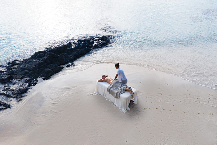 Wellness on the water: Kokomo Private Island Fiji