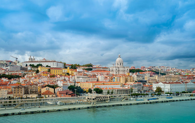 Qatar flights to Europe: Lisbon